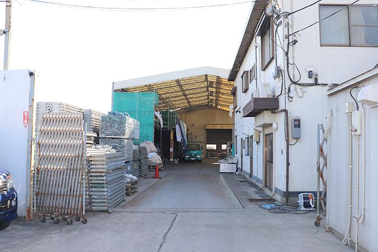 旭ケレン工場